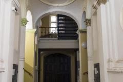 Sień - widok naklatkę schodową